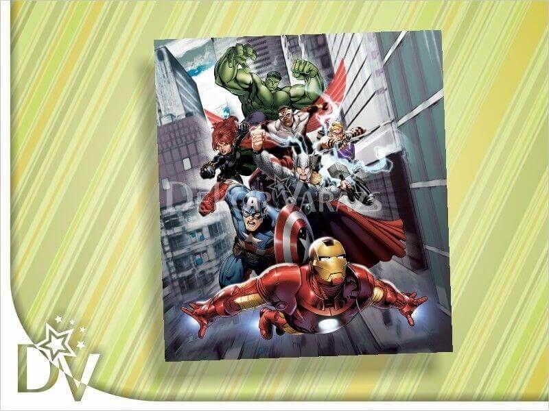 7223918d03 Avengers - Bosszúállók Marvel fotótapéta