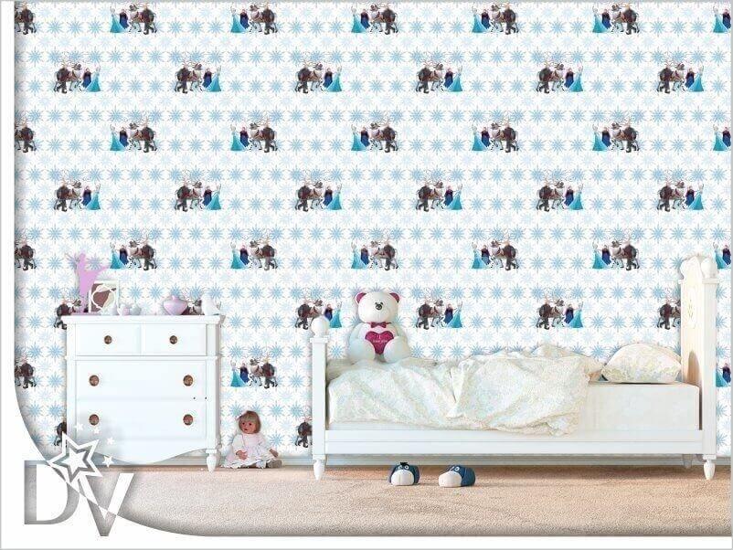 Eredeti Disney minőségű fali tapéta
