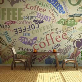 Fotótapéta - The fragrance of coffee (450x270 cm)