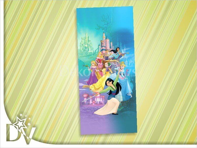 Prémium Disney fotótapéta kislányoknak e8f76d21eb